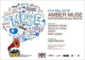 21.05.2010 - Amber Muse Gathering @ First Dacha (Andrejsala) Riga / LV